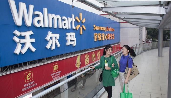 Walmart rót hơn 1 tỷ USD vào Trung Quốc