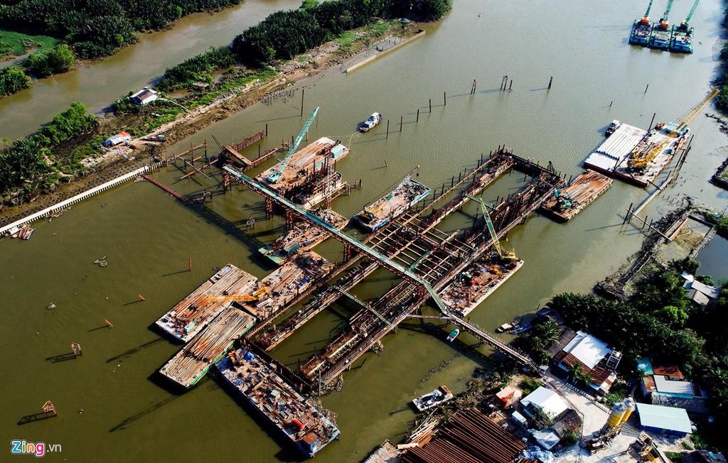 Điều chỉnh thiết kế dự án chống ngập 10.000 tỷ ở Sài Gòn