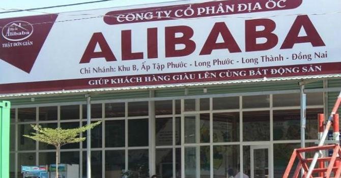 Các dự án của Alibaba có dấu hiệu lừa đảo khách hàng