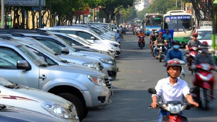 Thu phí đỗ ô tô, tiền vào túi ai?: Buông lỏng quản lý!