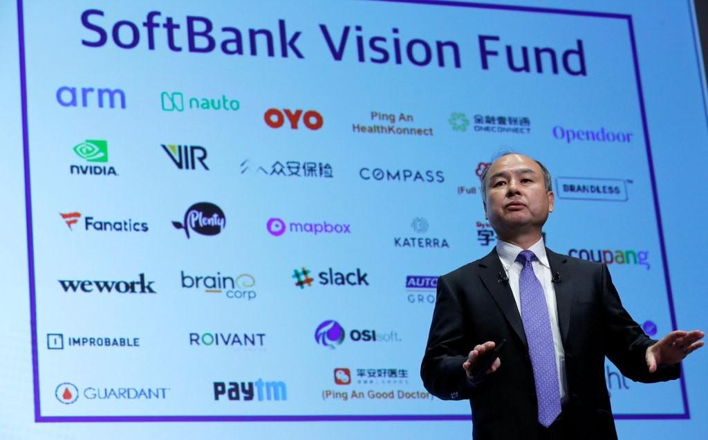 Quỹ đầu tư Nhật lỗ sặc vì đốt 19 tỷ USD cho Uber, WeWork
