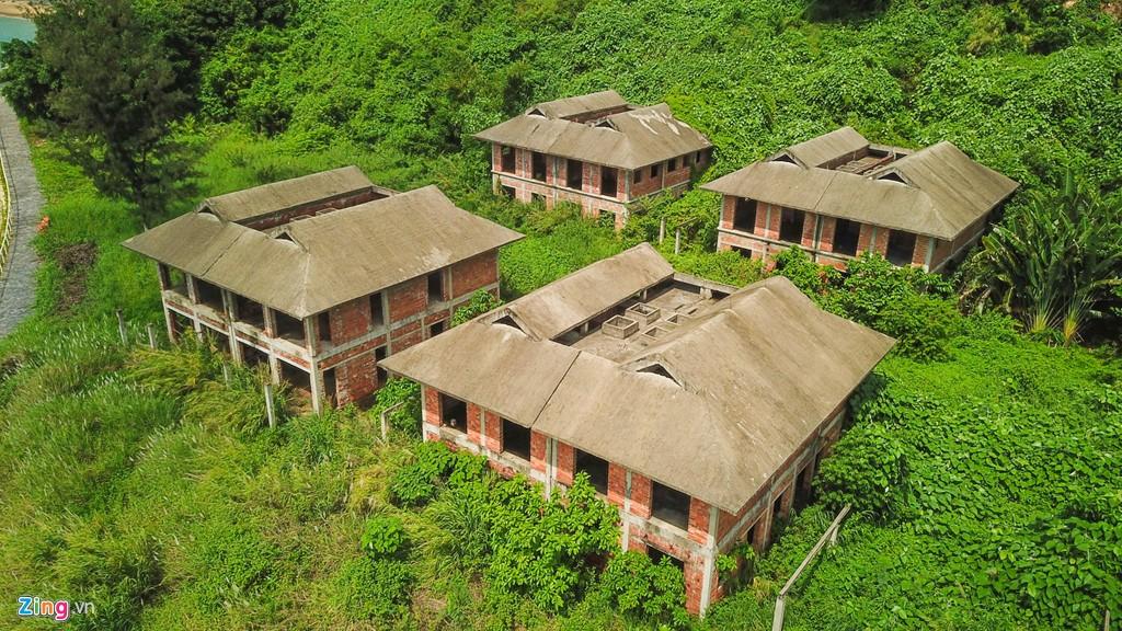 [Ảnh] Những dự án hoang tàn ở Sơn Trà dính đến sai phạm của lãnh đạo Đà Nẵng