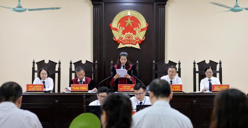 Chủ mưu vụ nâng điểm thi ở Hà Giang lĩnh 8 năm tù