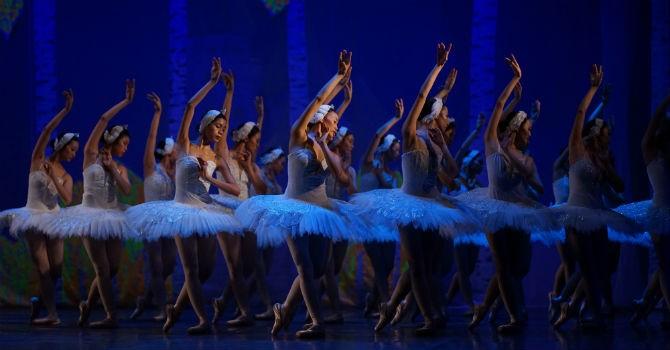 Cơ hội thưởng thức vở ballet Hồ Thiên Nga giữa Ecopark