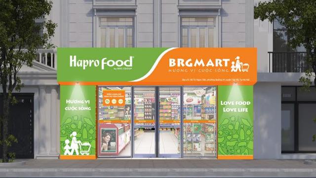 BRG mở thêm 10 cửa hàng Hapro Food phục vụ nhân dân Thủ đô mua sắm hàng hóa thiết yếu