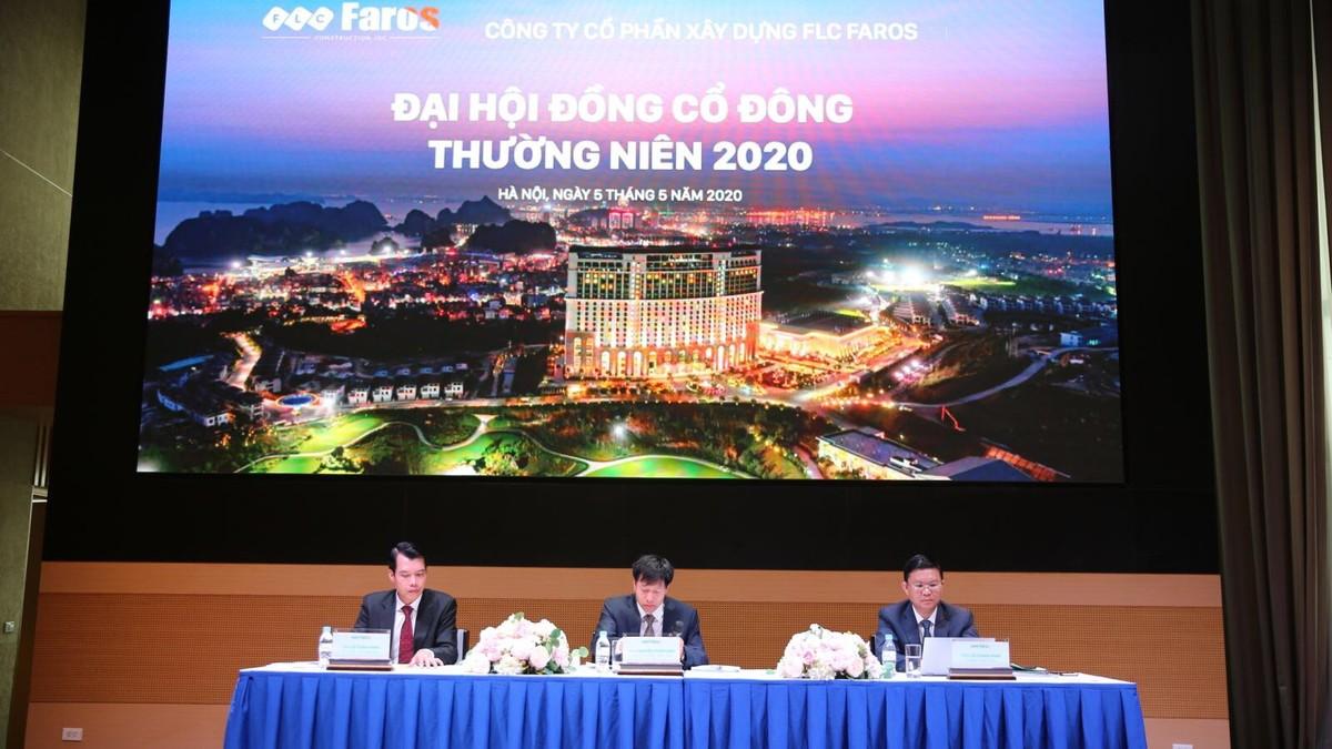 ĐHĐCĐ FLC Faros thông qua chủ trương sáp nhập vào FLC GAB, tái cấu trúc toàn diện trong năm 2020