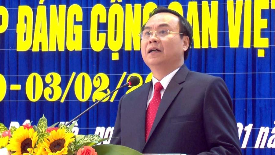 Quảng Trị có Chủ tịch tỉnh mới
