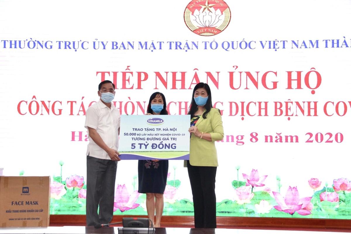 Vinamilk thuộc Top thương hiệu hàng đầu châu Á và được người tiêu dùng Việt Nam yêu thích nhất