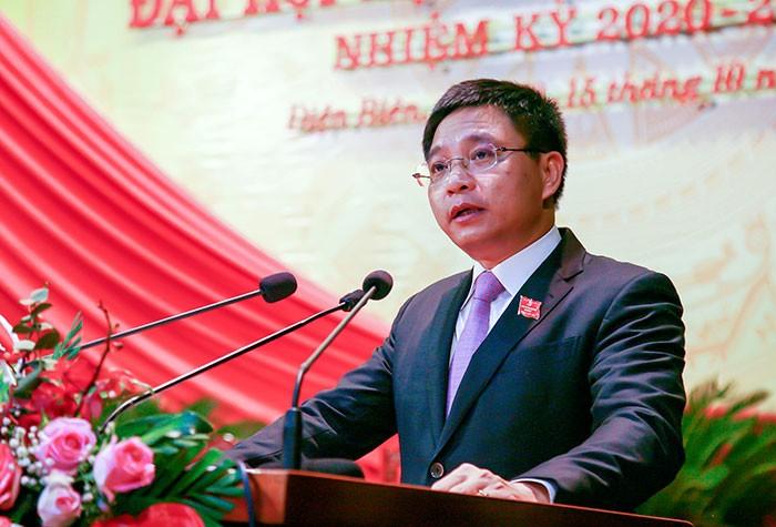 Nguyên Chủ tịch tỉnh Quảng Ninh được bầu làm Bí thư Tỉnh ủy Điện Biên