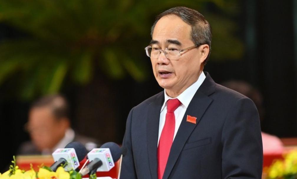 Ông Nguyễn Thiện Nhân tiếp tục chỉ đạo Thành ủy TP.HCM đến hết Đại hội XIII của Đảng