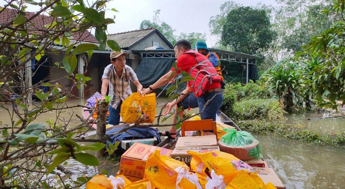 Xuất cấp hơn 4.000 tấn gạo hỗ trợ cứu đói cho 3 tỉnh miền Trung