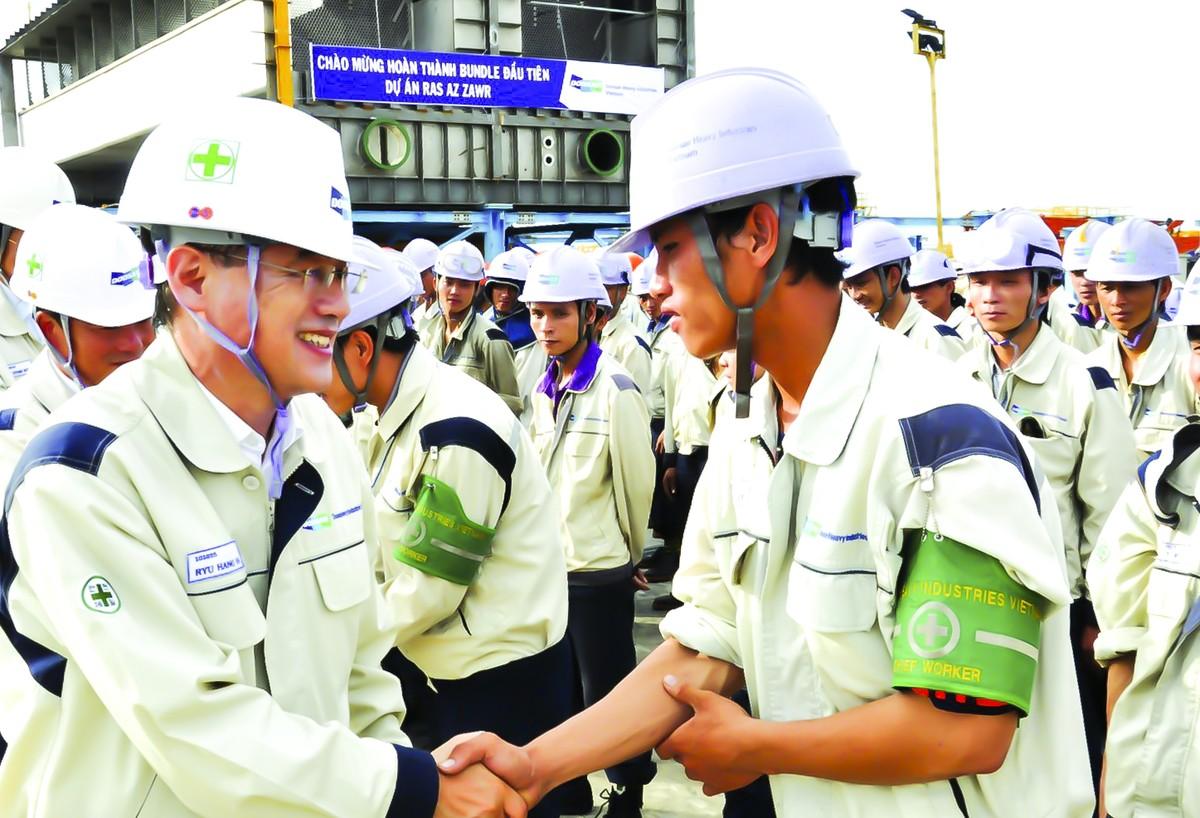 Thay đổi quy định đối với chuyên gia là người lao động nước ngoài