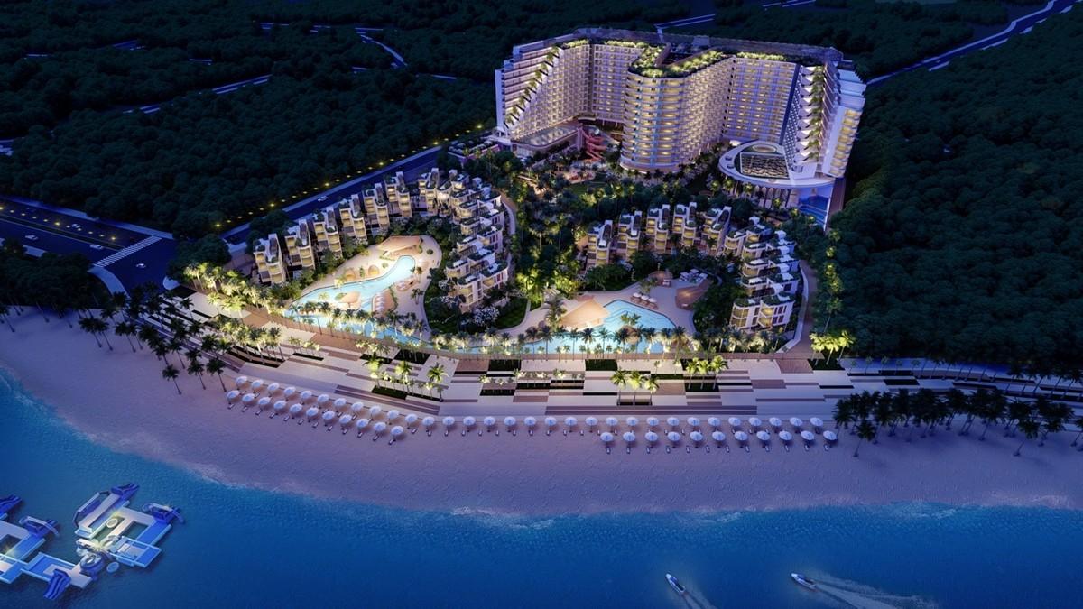Trải nghiệm nghỉ dưỡng biển cực chất tại Charm Resort Long Hải