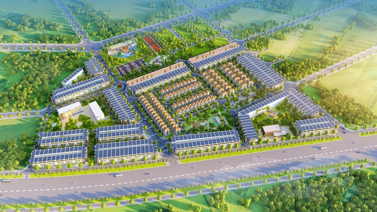 """Dương Kinh New City – Điểm sáng từ vị trí """"tọa độ vàng"""""""