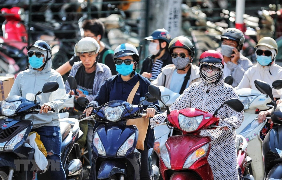 Cả nước nắng nóng, Nam Bộ có chỉ số UV cực đại ở mức gây hại rất cao