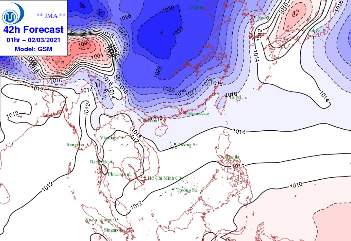 Miền Bắc tiếp tục đón đợt lạnh mới