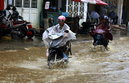 Tuần tới: Mưa vừa đến rất to trên toàn quốc, xuất hiện siêu bão gần biển Đông