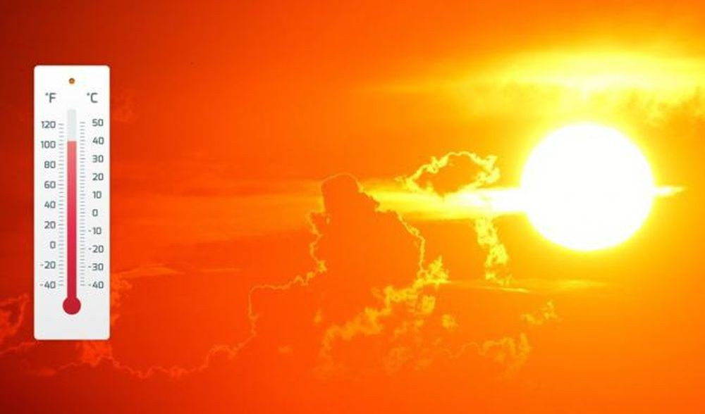 Nắng nóng diện rộng kéo dài từ Bắc vào Nam