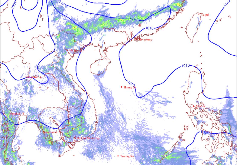 Miền Bắc đề phòng mưa dông lớn, cảnh báo lốc, sét, mưa đá