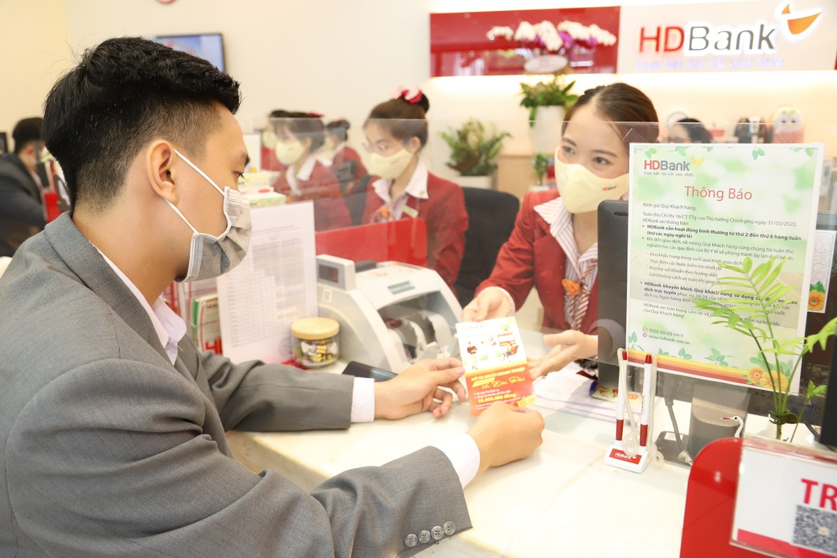 Moody's nâng triển vọng tín nhiệm của HDBank từ ổn định lên tích cực