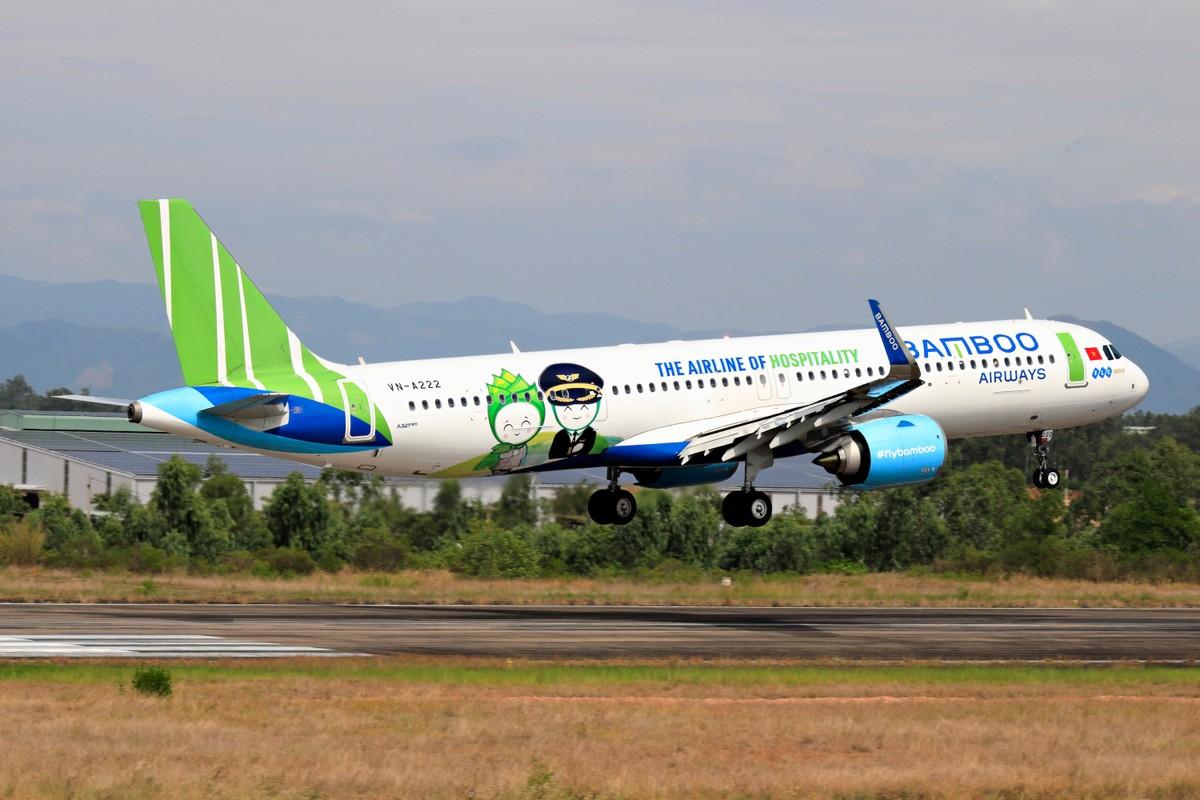 Bamboo Airways tiếp sức Bắc Giang vận chuyển vải thiều trên toàn mạng bay nội địa