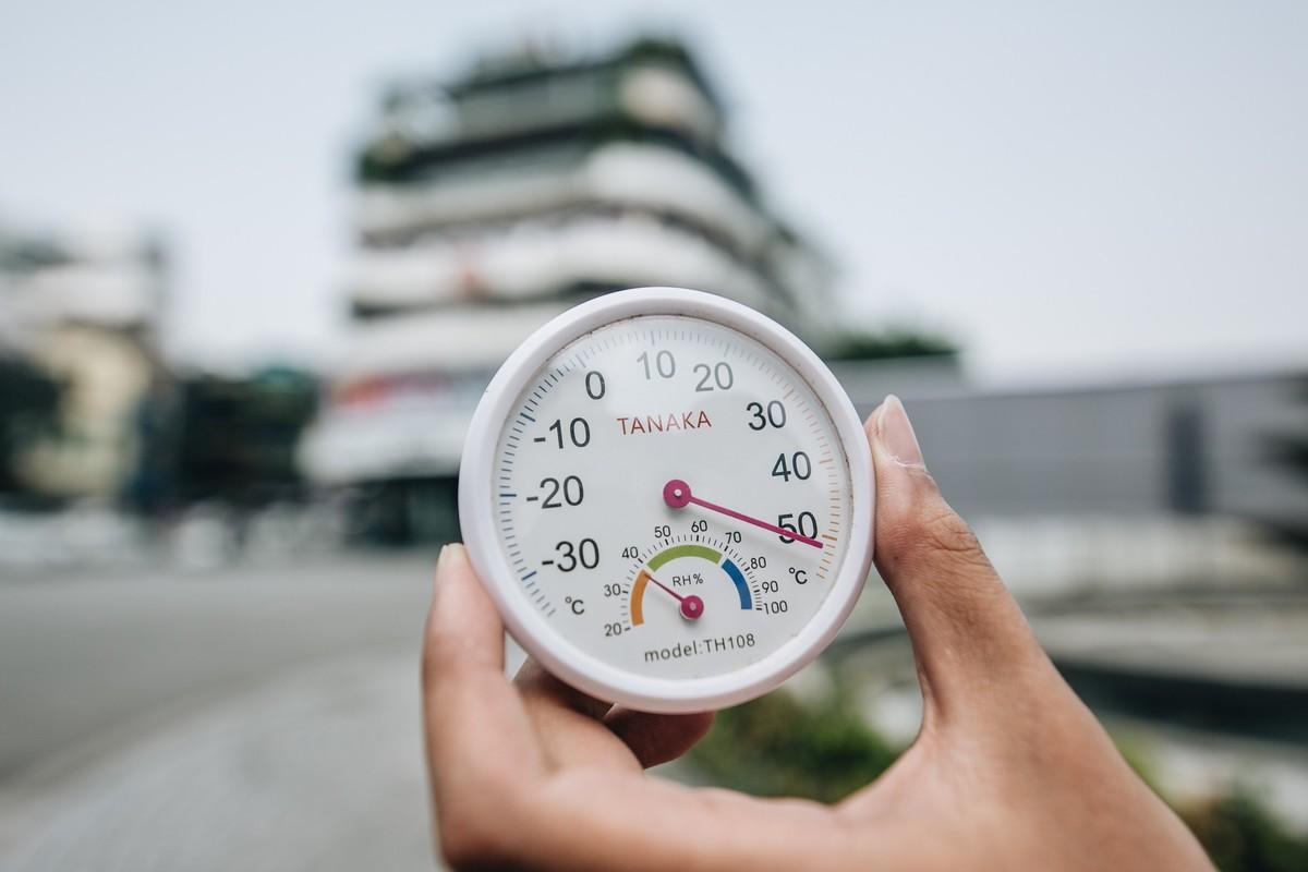 Bắc Bộ và Trung Bộ nắng nóng, có nơi trên 38 độ C