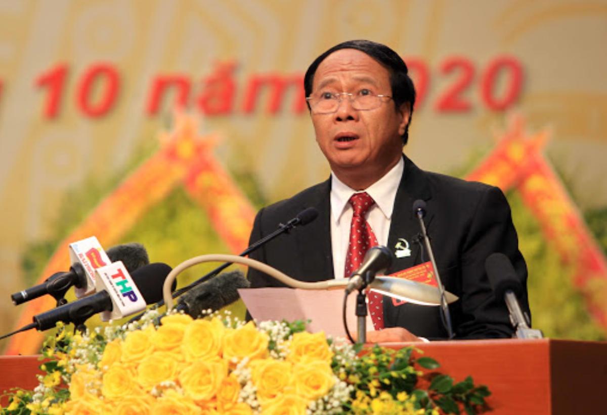 Phó Thủ tướng Lê Văn Thành làm Trưởng Ban Chỉ đạo quốc gia về IUU