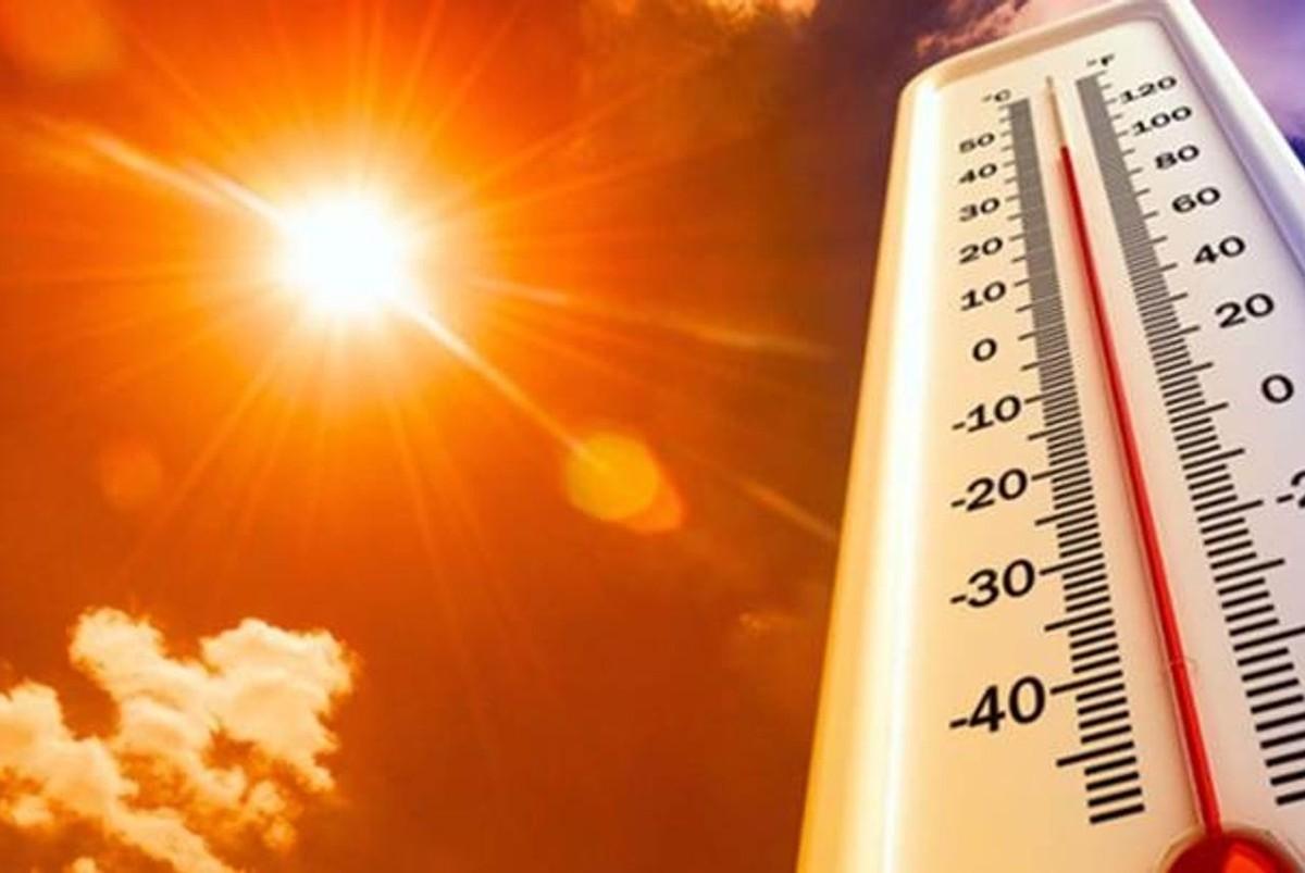 Miền Bắc đạt đỉnh nắng nóng 41 độ C trước khi đón mưa dông