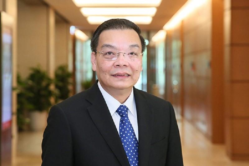 Ông Chu Ngọc Anh tái đắc cử Chủ tịch UBND TP. Hà Nội