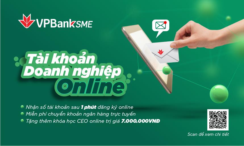 """""""Bộ ba"""" công nghệ tài chính mới từ VPBank giúp SME biến thời gian thành """"vàng bạc"""""""