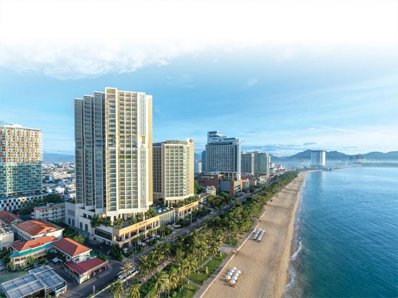 Căn hộ khách sạn sở hữu lâu dài đốt nóng thị trường bất động sản nghỉ dưỡng Nha Trang