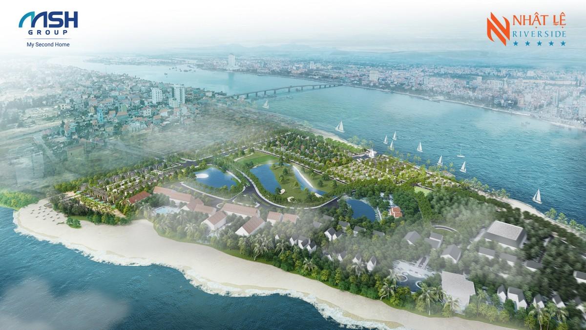 Bán đảo Bảo Ninh - Quảng Bình lọt vào tầm ngắm của giới đầu tư