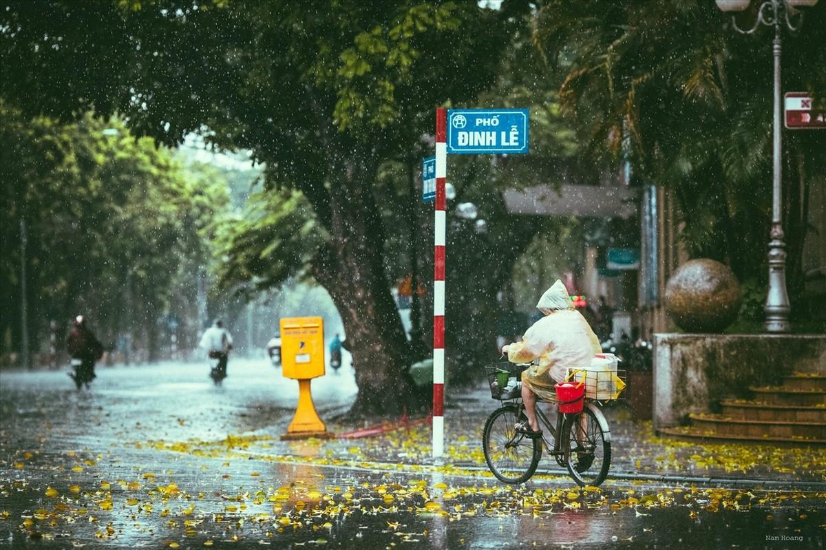 Bão số 3 suy yếu thành áp thấp nhiệt đới gây mưa to cục bộ cho Bắc Bộ và Trung Bộ