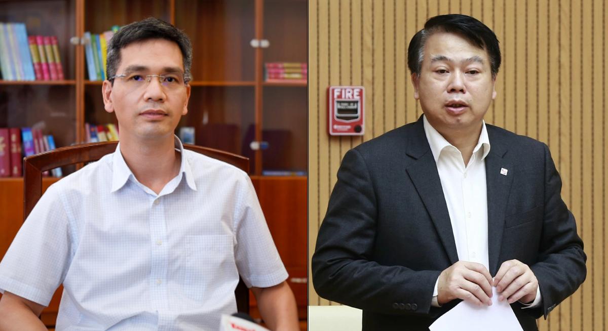 Bộ Tài chính có hai tân Thứ trưởng