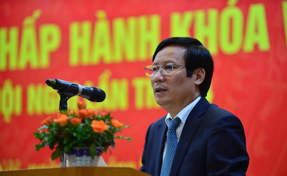 Ông Phạm Tấn Công giữ chức Chủ tịch VCCI