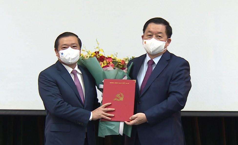 Điều động Bí thư Tỉnh ủy Cao Bằng làm Phó Ban Tuyên giáo Trung ương