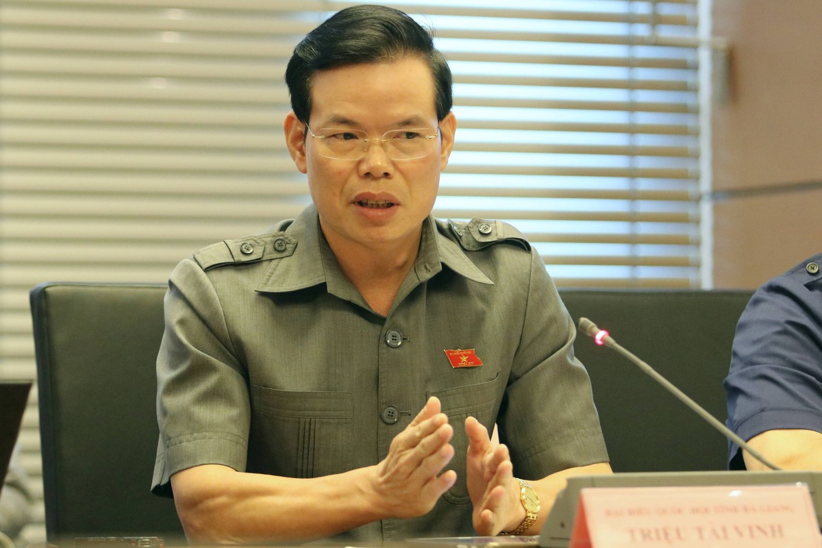 Điều động ông Triệu Tài Vinh làm Phó ban Dân vận Trung ương