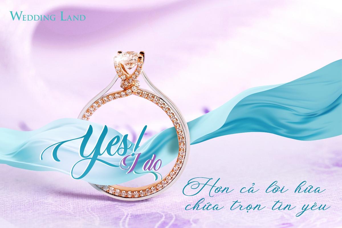 Giải mã ý nghĩa đặc biệt trong bộ sưu tập nhẫn đính hôn Yes I Do