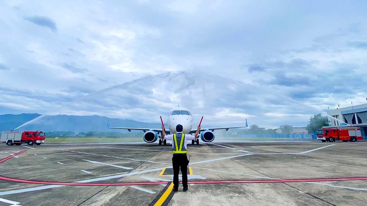 Bamboo Airways khai trương đường bay thẳng Hà Nội/TP.HCM đến Điện Biên