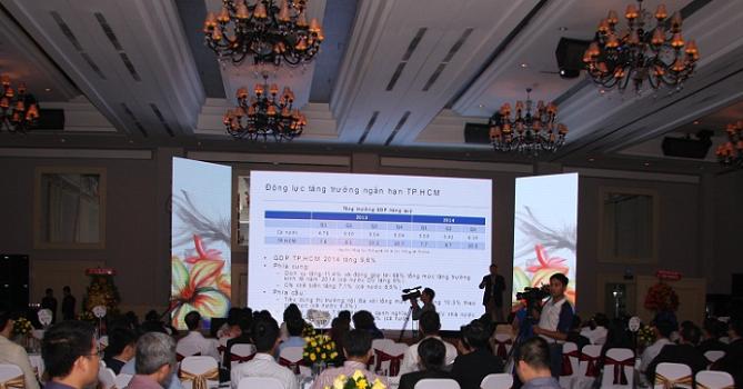 Doanh nhân trẻ Sài Gòn kỳ vọng gì vào kinh tế 2015?