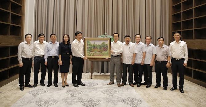 Dự án 10.000 tỷ đồng của FLC tại Nghệ An sẽ khởi công trong quý I/2018