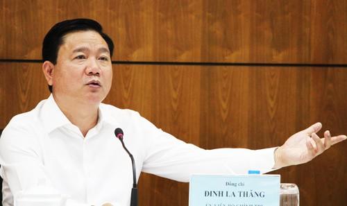 Ông Đinh La Thăng lần thứ hai bị truy tố