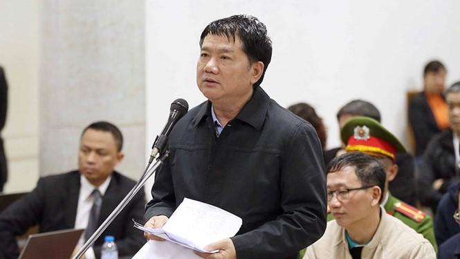 Mức án nào cho ông Đinh La Thăng?
