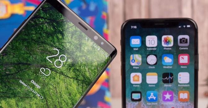 Tháng 7 âm lịch, smartphone đua nhau giảm giá