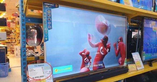 Asanzo khẳng định không chịu trách nhiệm việc thu, đổi TV Asanzo của Nguyễn Kim, Điện máy Xanh