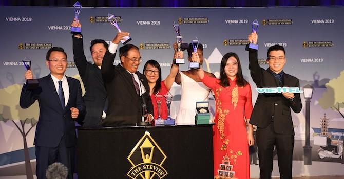 Viettel Post đạt 4 Giải thưởng Kinh doanh quốc tế 2019