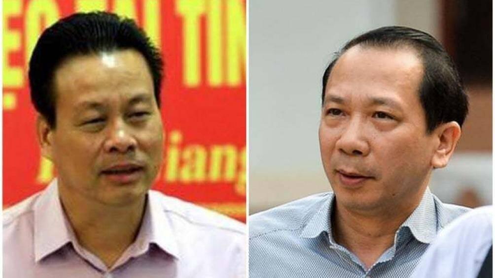 Thi hành kỷ luật Chủ tịch, Phó chủ tịch UBND tỉnh Hà Giang