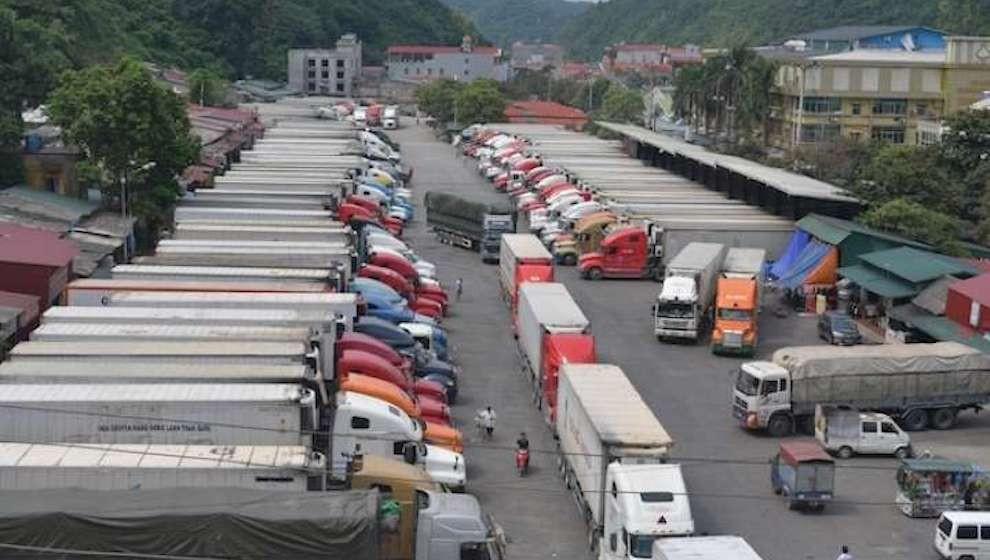 Trung Quốc thắt chặt biên giới, Bộ Nông nghiệp đề nghị tạm dừng đưa nông sản lên Lạng Sơn