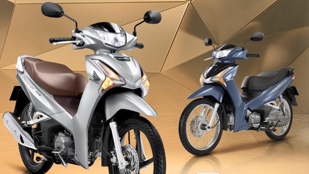 Honda ra mắt phiên bản mới của mẫu xe Future FI 125cc, giá bán từ 30,2 triệu đồng