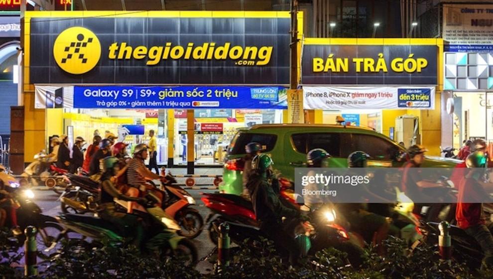 """Điện Thoại Siêu Rẻ, Vui Vui.com hay chuỗi thuốc An Khang có là """"bước lùi"""" của TGDĐ?"""